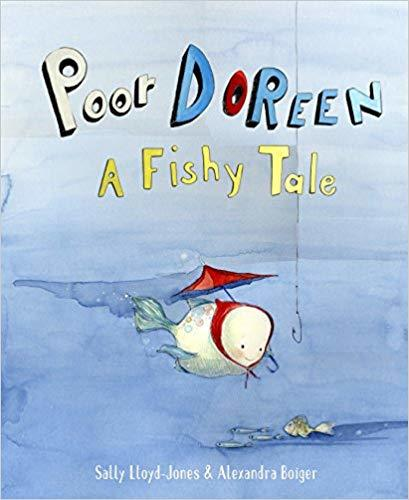 Poor Doreen book