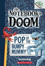 Pop of the Bumpy Mummy book