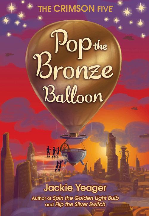 Pop the Bronze Balloon book