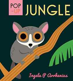 Pop-Up Jungle book