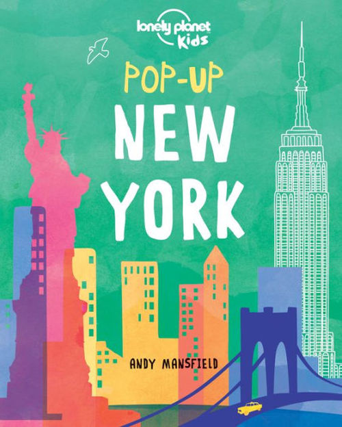 Pop-up New York book