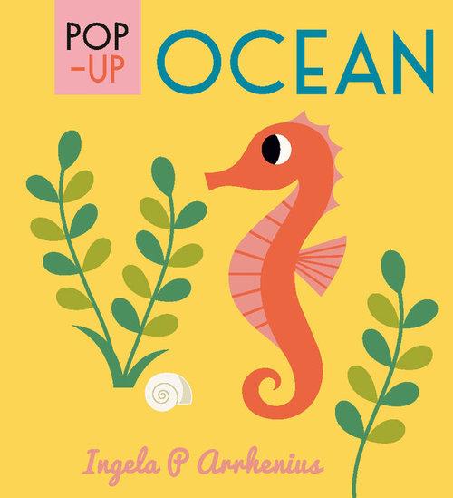 Pop-Up Ocean book