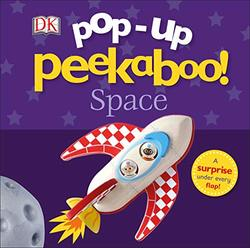 Pop-Up Peekaboo! Space Book