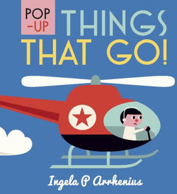 Pop-Up Things That Go! book