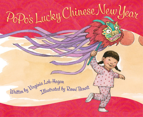 Popo's Lucky Chinese New Year book