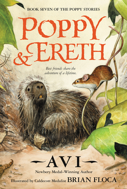 Poppy and Ereth book