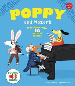 Poppy and Mozart book