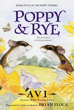 Poppy and Rye book