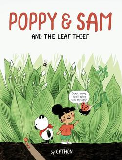 Poppy and Sam and the Leaf Thief book