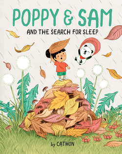 Poppy and Sam and the Search for Sleep book