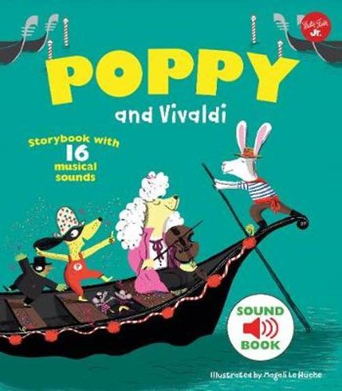 Poppy and Vivaldi book