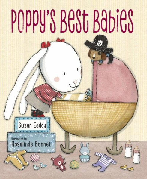 Poppy's Best Babies book