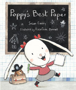 Poppy's Best Paper book