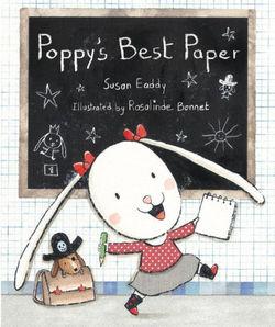 Poppy's Best Paper book