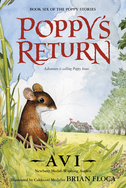 Poppy's Return book