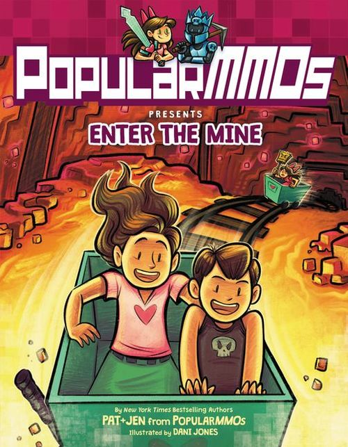 PopularMMOs Presents: Enter the Mine book