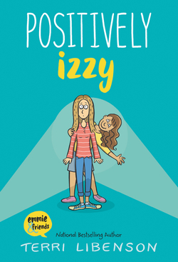 Positively Izzy book