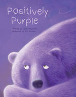 Positively Purple book