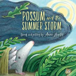 Possum and the Summer Storm book