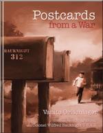 Postcards from a War book