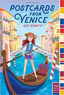 Postcards from Venice book