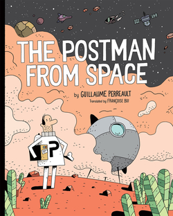 Postman from Space book