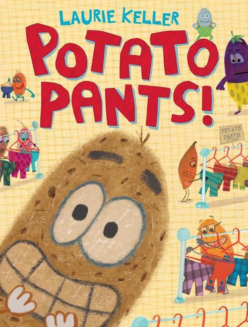 Potato Pants! book