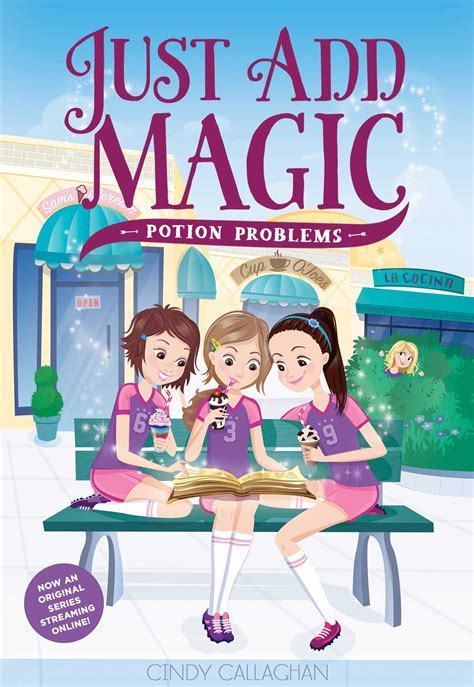 Potion Problems book