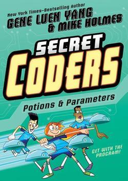 Potions & Parameters book