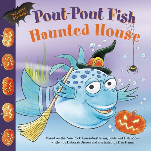 Pout-Pout Fish: Haunted House book