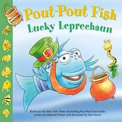 Pout-Pout Fish: Lucky Leprechaun book
