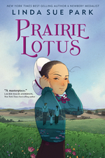 Prairie Lotus book