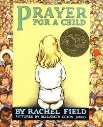 Prayer for a Child book