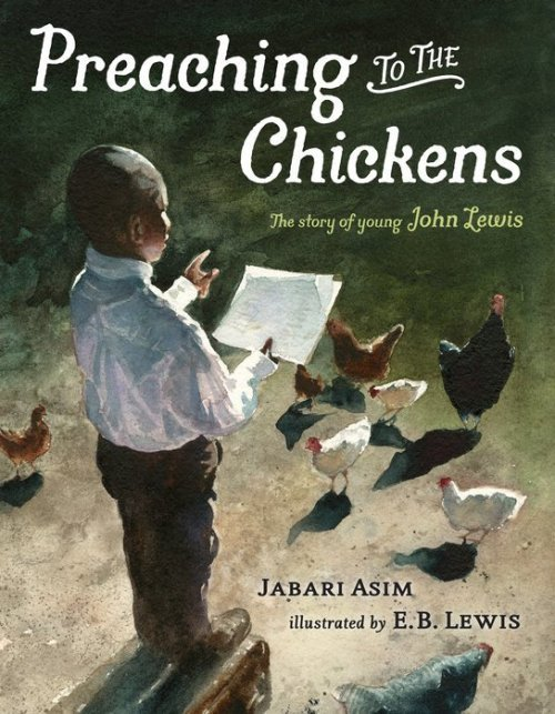 Preaching to the Chickens book