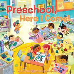 Preschool, Here I Come! book