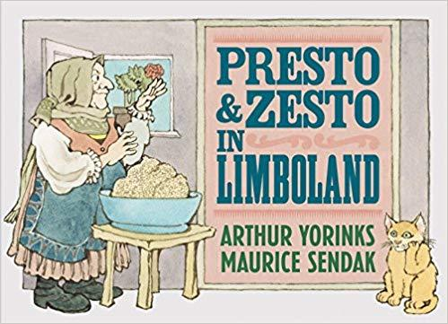 Presto and Zesto in Limboland book