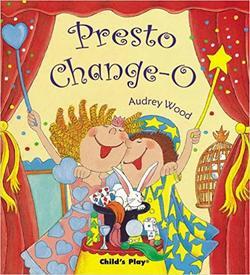 Presto Change-O book