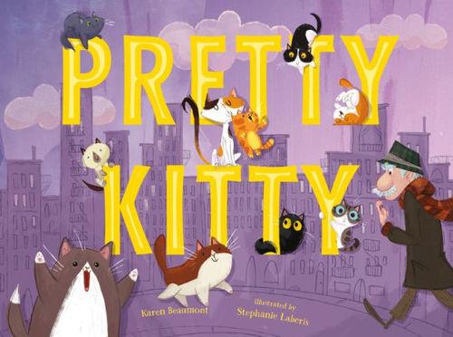 Pretty Kitty book