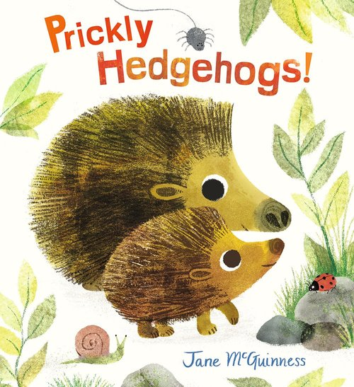 Prickly Hedgehogs! book