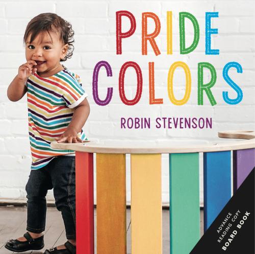 Pride Colors book