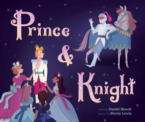 Prince & Knight book
