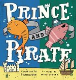 Prince and Pirate book