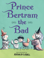 Prince Bertram the Bad book