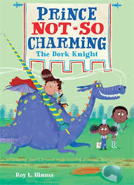 Prince Not-So Charming: The Dork Knight Book