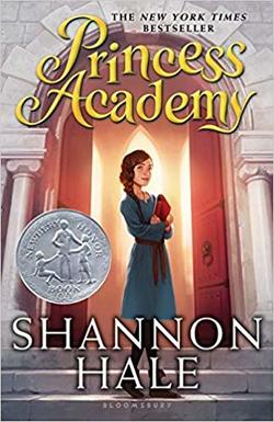 Princess Academy book