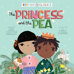 Princess and the Pea book