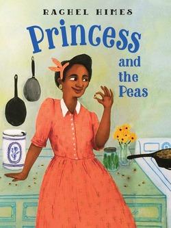 Princess and the Peas book