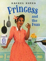 Princess and the Peas book