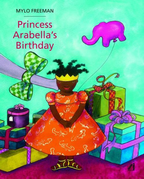 Princess Arabella's Birthday book