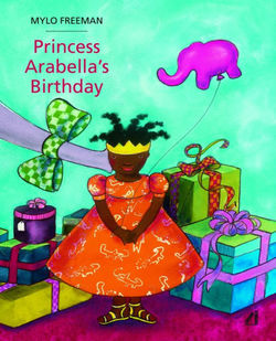 Princess Arabella's Birthday Book